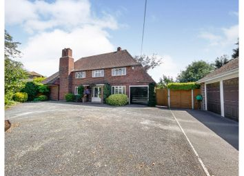 Thumbnail 4 bed detached house for sale in North End Road, Yapton