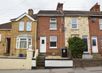 Thumbnail 2 bed terraced house for sale in Malling Road, Snodland