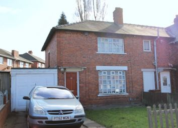 Thumbnail 3 bed semi-detached house to rent in Valley Road, Bloxwich, Walsall