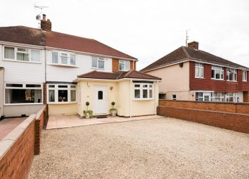 Thumbnail 4 bedroom semi-detached house for sale in Wolverton Road, Milton Keynes, Buckinghamshire
