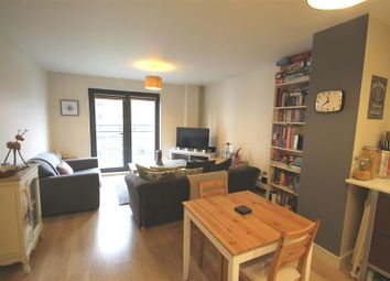 1 bed flat for sale in The Waterquarter, Galleon Way, Cardiff CF10