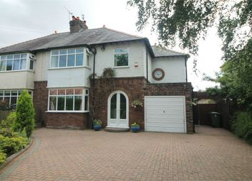 Thumbnail 5 bed semi-detached house for sale in Forefield Lane, Crosby, Merseyside