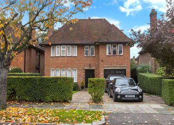 Thumbnail 6 bed detached house to rent in Kingsley Way, Hampstead Garden Suburb, London