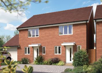 "Thumbnail 2 bed semi-detached house for sale in ""The Amberley"" at Toddington Lane, Wick, Littlehampton"