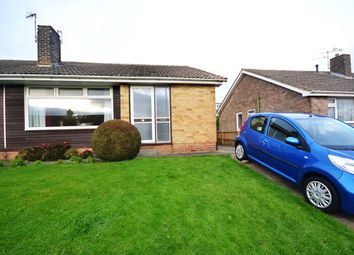 Thumbnail 3 bed semi-detached bungalow for sale in Osgodby Crescent, Osgodby, Scarborough