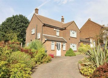 Thumbnail 3 bed detached house for sale in Masefield Avenue, Borehamwood, Herts