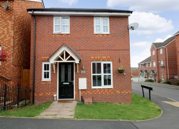 Thumbnail 3 bed detached house for sale in Mansfield Grove, Norton Heights, Stoke-On-Trent