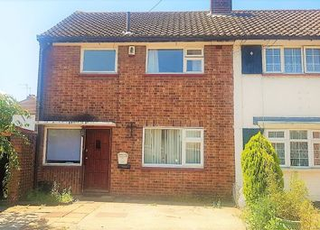 Thumbnail 3 bed end terrace house to rent in Ryefield Avenue, Uxbridge