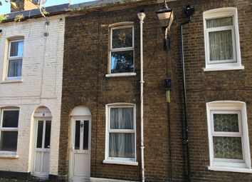 Thumbnail 1 bed terraced house to rent in Beach Street, Sheerness