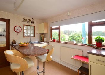 Thumbnail 3 bed detached bungalow for sale in Benenden Road, Biddenden, Ashford, Kent