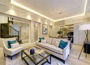 Thumbnail 3 bed mews house for sale in Montagu Square, Marylebone