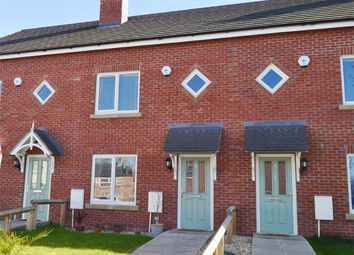 Thumbnail 3 bedroom terraced house for sale in Upperdale Park, Off Huntington Road, York