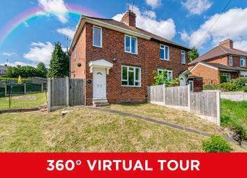 Thumbnail 2 bed semi-detached house for sale in Butchers Lane, Halesowen