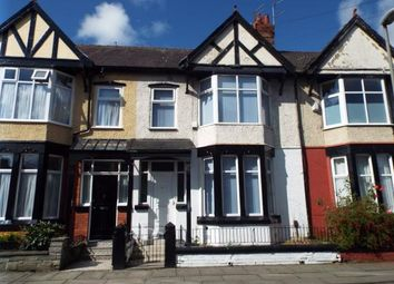 Thumbnail 4 bed terraced house for sale in Elm Vale, Liverpool, Merseyside, England