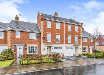 Thumbnail 3 bed terraced house for sale in Jackson Avenue, Nantwich, Cheshire