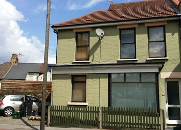 Thumbnail 3 bed end terrace house to rent in Lower Coombe Street, Croydon