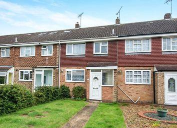 Thumbnail 3 bed terraced house to rent in Farnham Close, Rainham, Gillingham