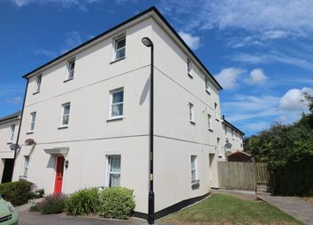 Thumbnail 2 bed flat for sale in Laity Fields, Camborne, Cornwall
