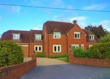 Thumbnail 4 bed detached house for sale in Tinhead Road, Edington, Westbury