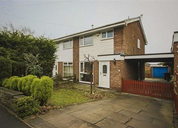 Thumbnail 3 bed semi-detached house for sale in Christleton Close, Burnley, Lancashire