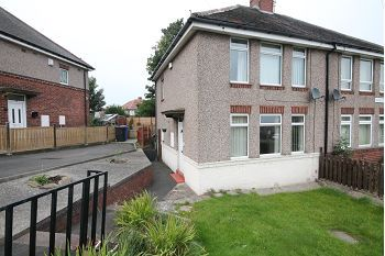 Thumbnail 3 bed semi-detached house to rent in Nodder Road, Sheffield