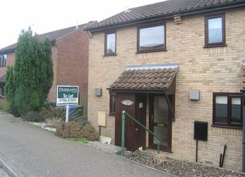 Thumbnail 2 bedroom end terrace house to rent in Bramblewood Way, Halesworth