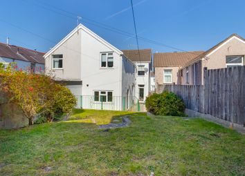 Thumbnail 3 bed end terrace house for sale in Queens Road, Mumbles