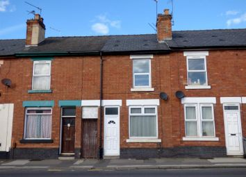 Thumbnail 2 bed terraced house to rent in Nottingham Road, Chaddesden, Derby