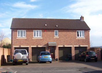 Thumbnail 2 bed detached house to rent in Morgan Close, Weston-Super-Mare
