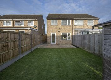 Thumbnail 3 bed end terrace house to rent in Orchard Way, Bicester