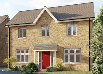 "Thumbnail 4 bed detached house for sale in ""The Chestnut II"" at Tocknell Court, Box Road, Cam, Dursley"