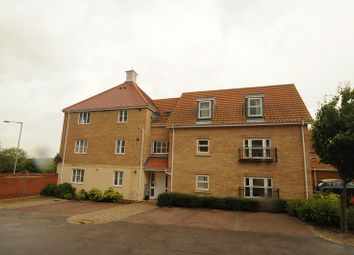 Thumbnail 2 bed flat for sale in Caddow Road, Three Score, Norwich