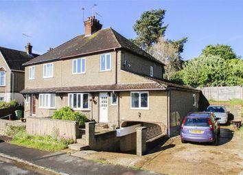 Thumbnail 4 bedroom semi-detached house for sale in Downham Road, Woburn Sands, Woburn Sands, Bucks