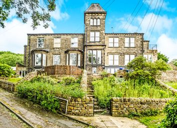 Thumbnail 4 bed terraced house for sale in Fieldhouse Drive, Slaithwaite, Huddersfield