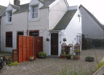 Thumbnail 2 bed flat to rent in The Morays, Blackford, Perthshire