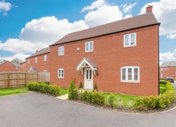 Thumbnail 4 bedroom property for sale in Hazel Close, Bugbrooke, Northampton