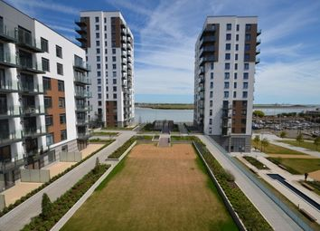 Thumbnail 1 bed flat to rent in Peninsula Quay, Pegasus Way, Gillingham
