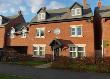 Thumbnail 5 bedroom detached house for sale in Saxon Drive, Rothley, Leicester, Leicestershire