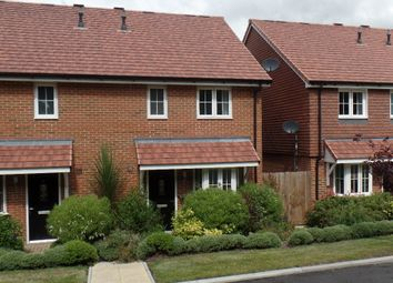 Thumbnail 3 bed semi-detached house to rent in Treetops Way, Heathfield