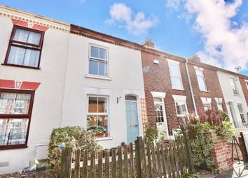 Thumbnail 3 bed terraced house for sale in Carshalton Road, Norwich
