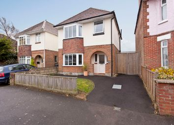 Thumbnail 3 bedroom detached house for sale in Fenton Road, Southbourne, Bournemouth