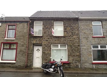 Thumbnail 3 bed terraced house for sale in Regent Street, Aberdare, Mid Glamorgan