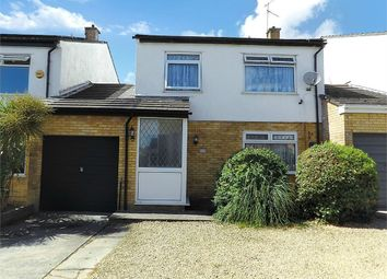 Thumbnail 4 bed link-detached house for sale in Wye Close, Barry, Vale Of Glamorgan