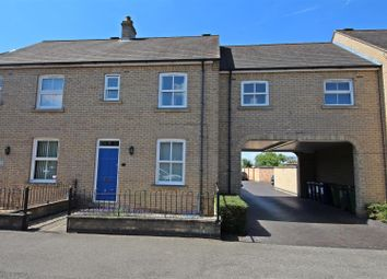 Thumbnail 4 bedroom terraced house for sale in Fernlea Close, Cherry Hinton, Cambridge