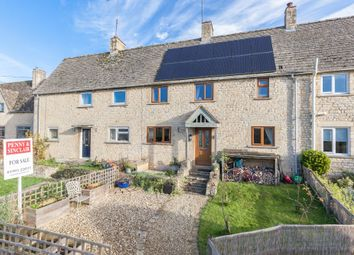 Thumbnail 3 bed terraced house for sale in Orchard Row, Fulbrook, Burford