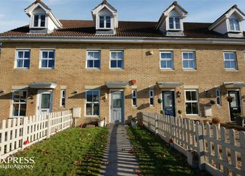 Thumbnail 3 bed town house for sale in Earlswood Park, New Milton, Hampshire