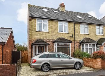 Thumbnail 4 bedroom semi-detached house to rent in Pyrcroft Road, Chertsey