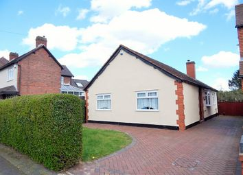 Thumbnail 3 bed detached bungalow for sale in New Street, Burntwood