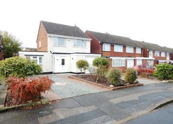 Thumbnail Detached house for sale in Baynton Road, Willenhall
