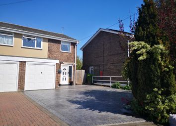 Thumbnail 3 bedroom property to rent in Bramley Drive, Offord D'arcy, St. Neots
